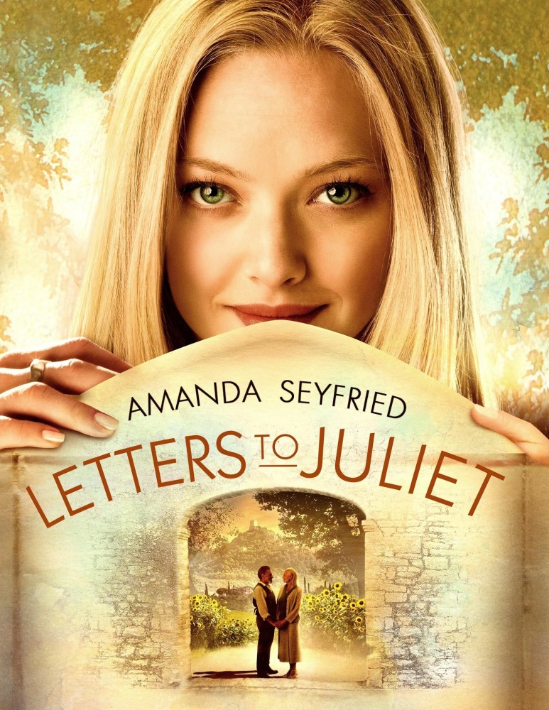 LETTERS TO JULIET (1/3)