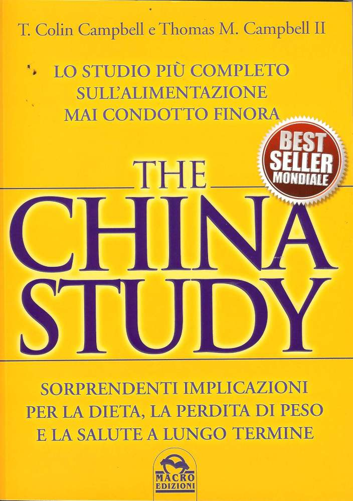THE CHINA STUDY:  DEBOLI EVIDENZE (1/3)